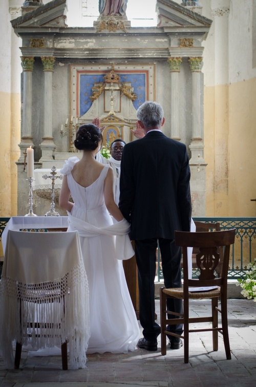 Bridal blessing (2585 visits) Wedding pictures | Bridal blessing