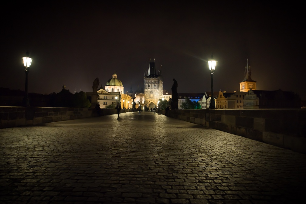 Charles Bridge (16 visits) Prague, Czech Republic